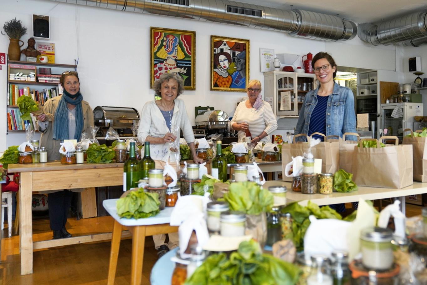 Salat Freuraum Team