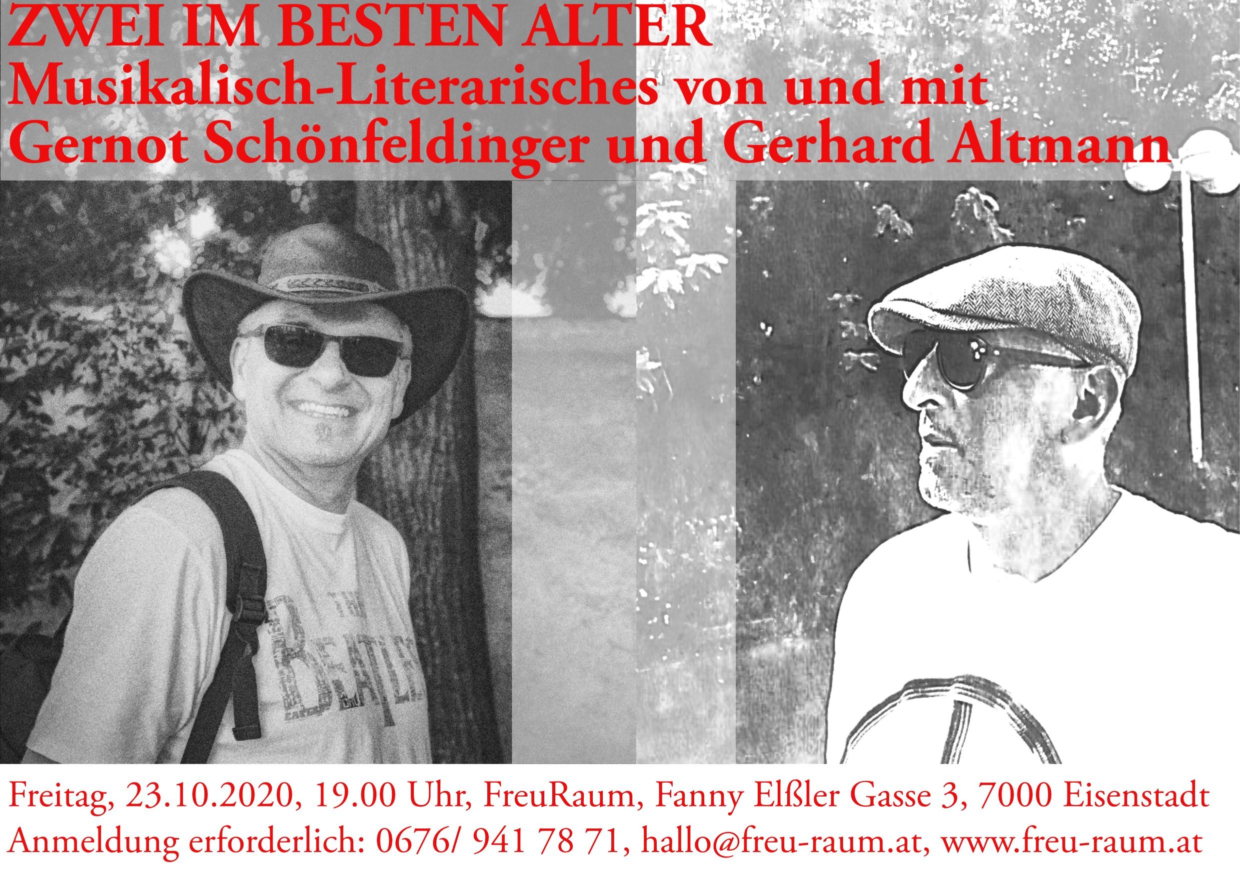 Gernot Schönfeldinfer Gernhard Altmann