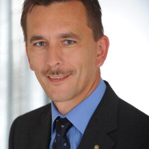 Vorstandsmitglied Dietmar Buxbaum