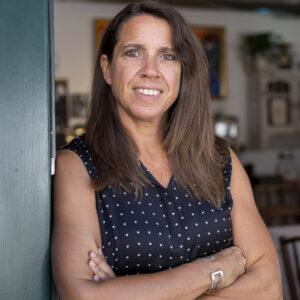 Vorstandsmitglied Brigitte Prochazka
