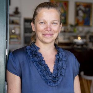 Geschäftsführerin Petra Zänglein