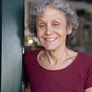 Vorstandsmitglied Brigitte Weber