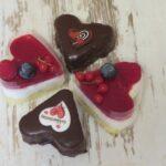 Valentinstag Süßes Herz